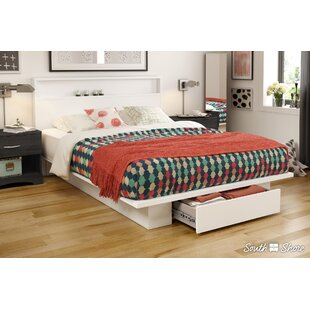 Holland Platform Bed by South Shore