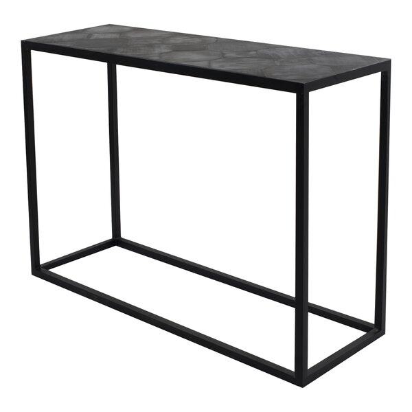 17 Stories Black Console Tables