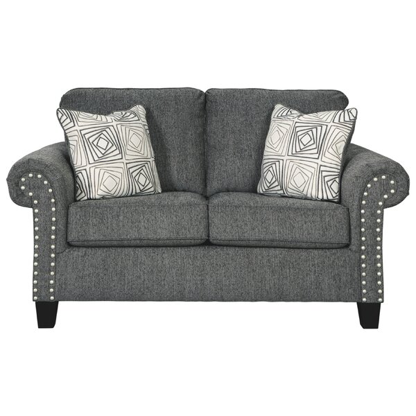 Knepper Loveseat by House of Hampton