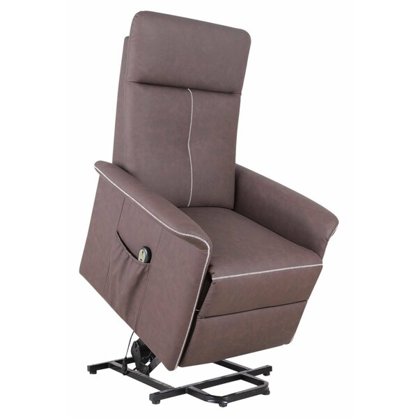 Kristen 3 Position Power Lift Assist Recliner [Red Barrel Studio]