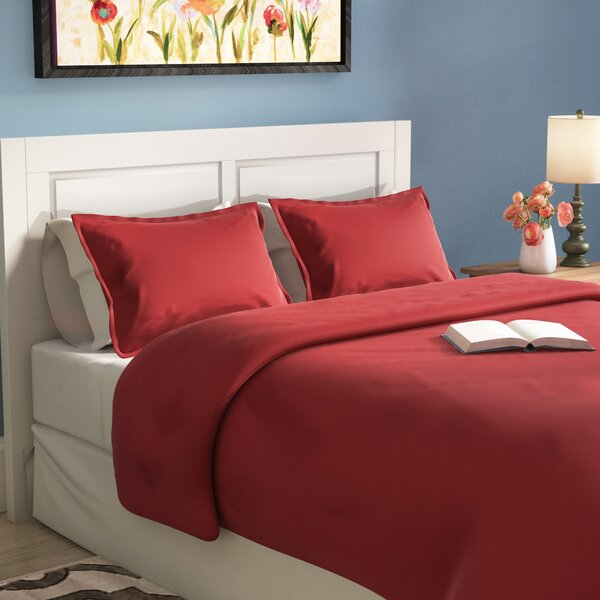 Givan Reversible Duvet Cover Set by Three Posts
