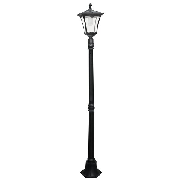 Solar Powered 1-Light LED 80 Post Light by Paradise Garden Lighting