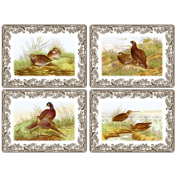 Woodland Placemat Set (Set of 4) by Pimpernel
