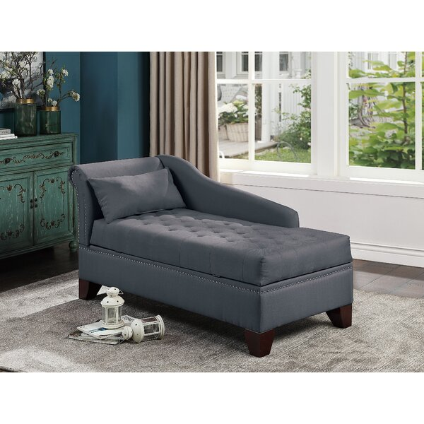 Teremba Chaise Lounge By Charlton Home