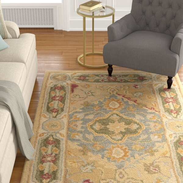 Cranmore Ivory Area Rug by Charlton Home