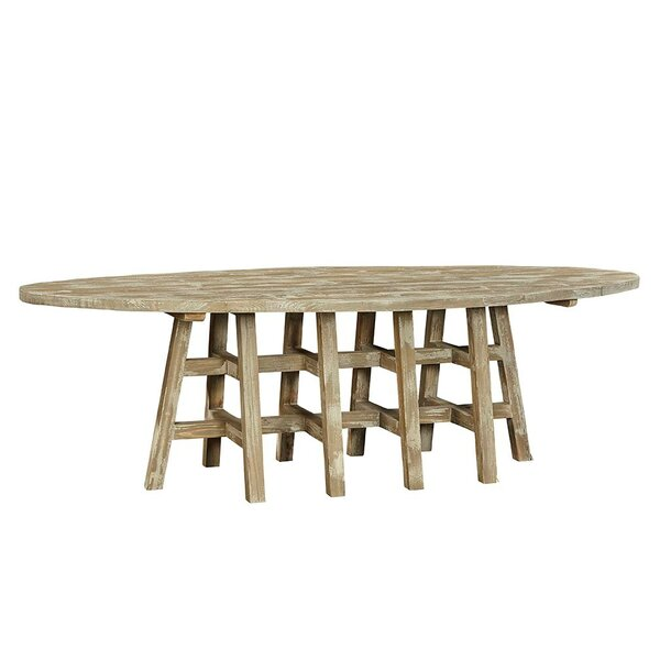 Decade Oval Dining Table by Furniture Classics