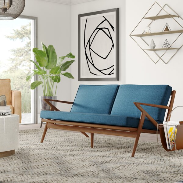 Mcfaddin Mid-Century Modern Sofa by Mercury Row