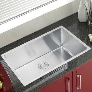 Brier Single Bowl Kitchen Sink BydCOR design