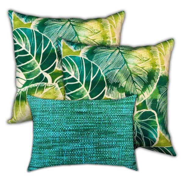 SantaMonica Water Dripping Indoor / Outdoor Pillow Cover