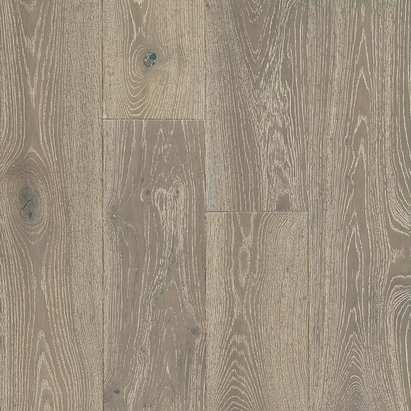 7-1/2 Engineered Oak Hardwood Flooring in Limed Wolf Ridge by Armstrong Flooring