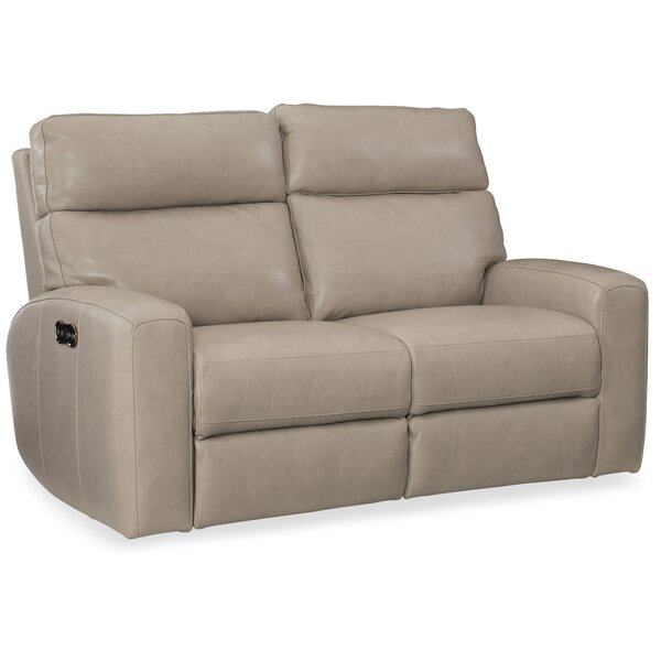 Surprising Great Price Mowry Power Motion Leather Reclining Loveseat By Caraccident5 Cool Chair Designs And Ideas Caraccident5Info