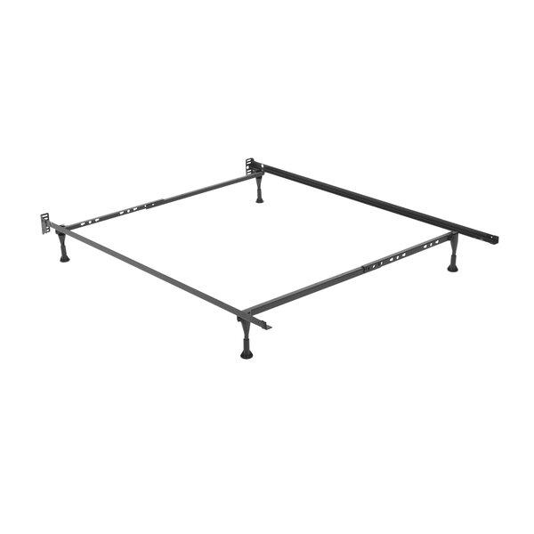 Queen Bed Frame High Off Floor | Wayfair
