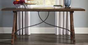 Fairfield Chair Brown Console Tables