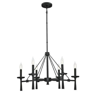 Looking for Burtundy Indoor 6-Light Chandelier By Gracie Oaks