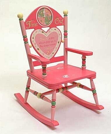 Wildkin Time Out Rocking Chair