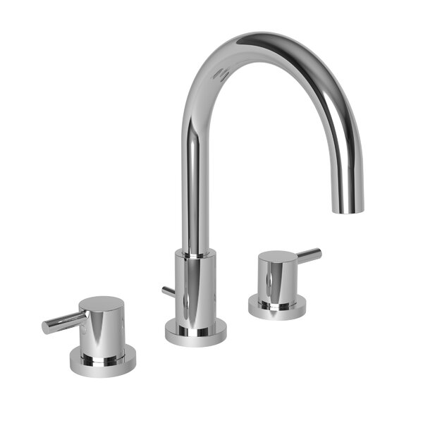 Bronwen Lavatory Widespread Bathroom Faucet with Drain Assembly