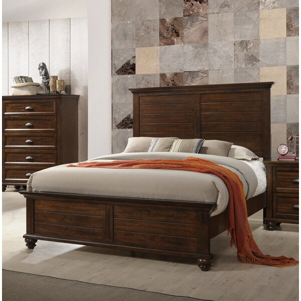Kamarre King Standard Bed by Darby Home Co