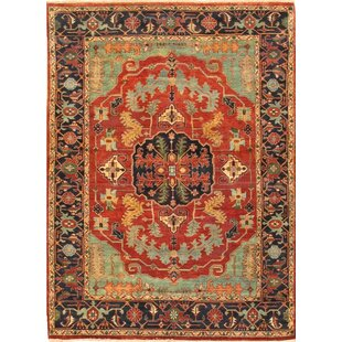 Online Reviews Serapi Heriz Rustic Area Rug By Pasargad
