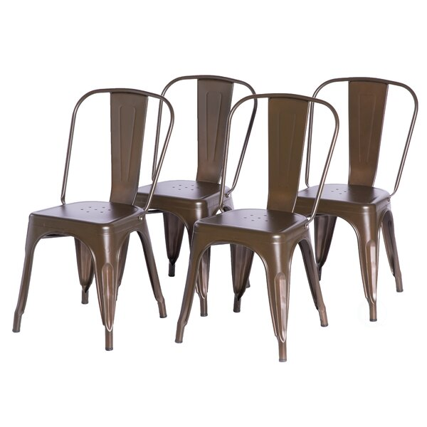 Smallwood Dining Chair (Set of 4) by 17 Stories