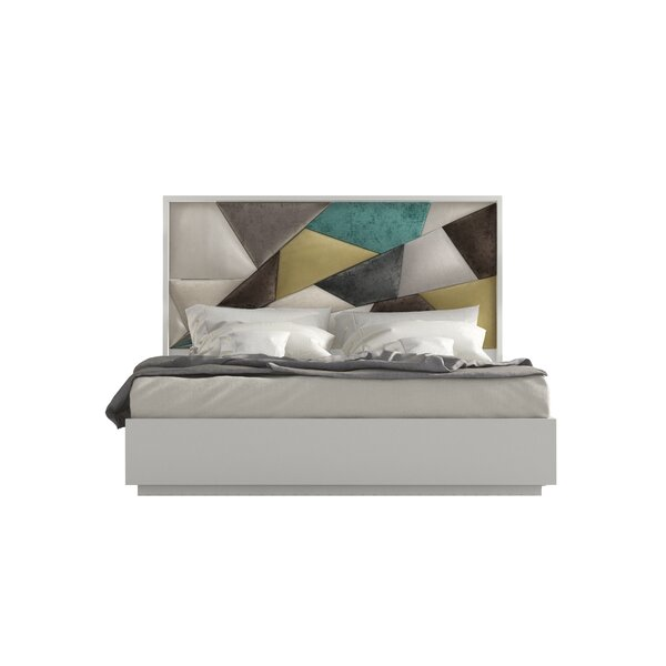 Turman Bedroom King Upholstered Standard Bed by Ivy Bronx