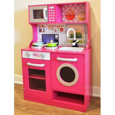 Play Kitchen Sets & Accessories You\'ll Love in 2020 | Wayfair