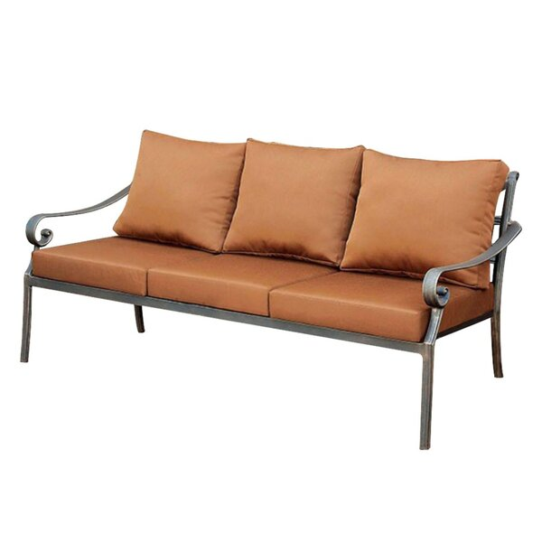 Glasser Sofa by Fleur De Lis Living