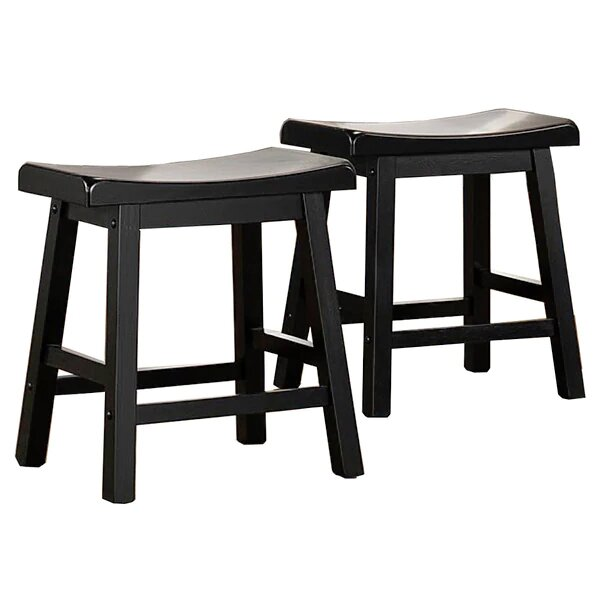 Accent Stool (Set of 2) by Mintra