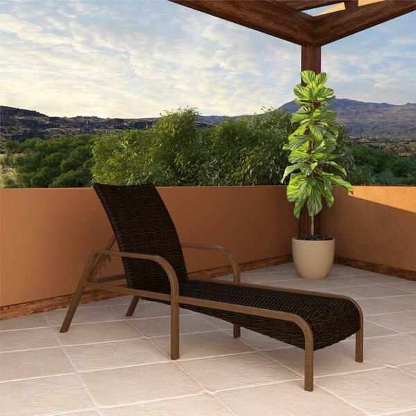 Woodstock Reclining Chaise Lounge by Zipcode Design Zipcode Design