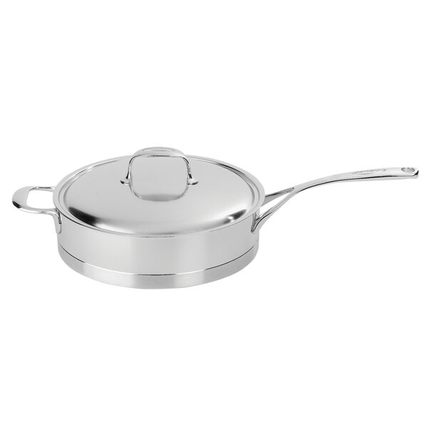 Atlantis Saute Pan with Helper Handle by Demeyere