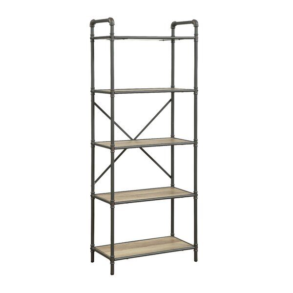 Christofor Standard Bookcase by 17 Stories
