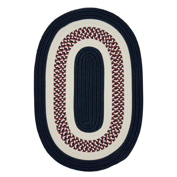 Germain Blue Area Rug by Charlton Home