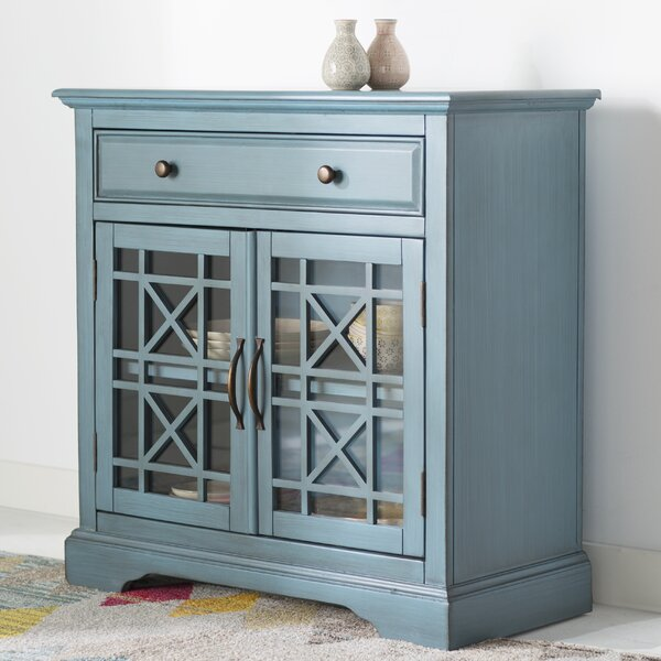 Daisi 1 Drawer 2 Door Accent Cabinet by Mistana