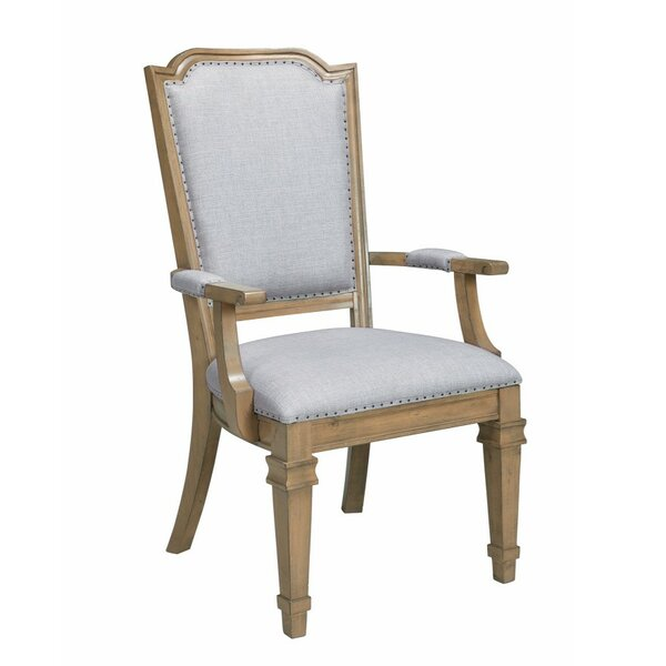 Dorante Upholstered Dining Chair (Set of 2) by One Allium Way