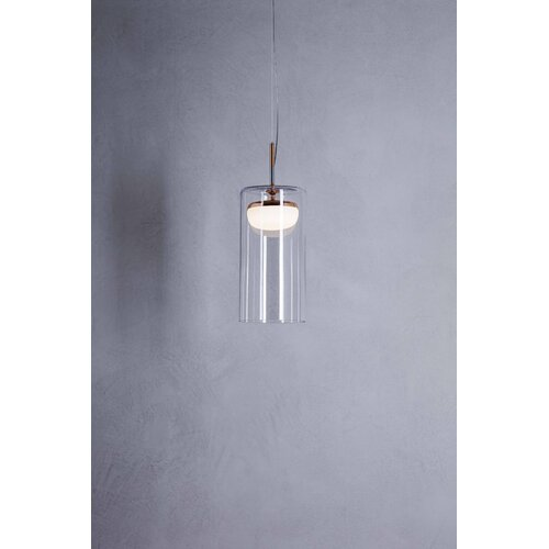 1 - Light Cylinder LED Pendant Prandina srl