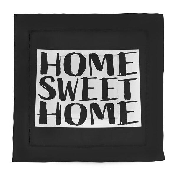 Colorado Home Sweet Single Reversible Comforter