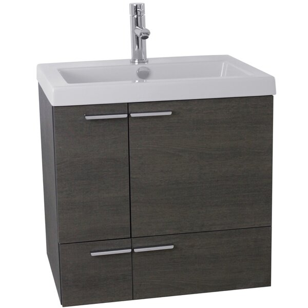 New Space 23 Single Bathroom Vanity Set by Nameeks Vanities