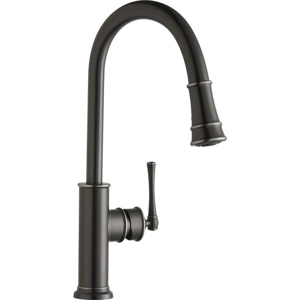 Explore Pull Down Single Handle Kitchen Faucet by Elkay