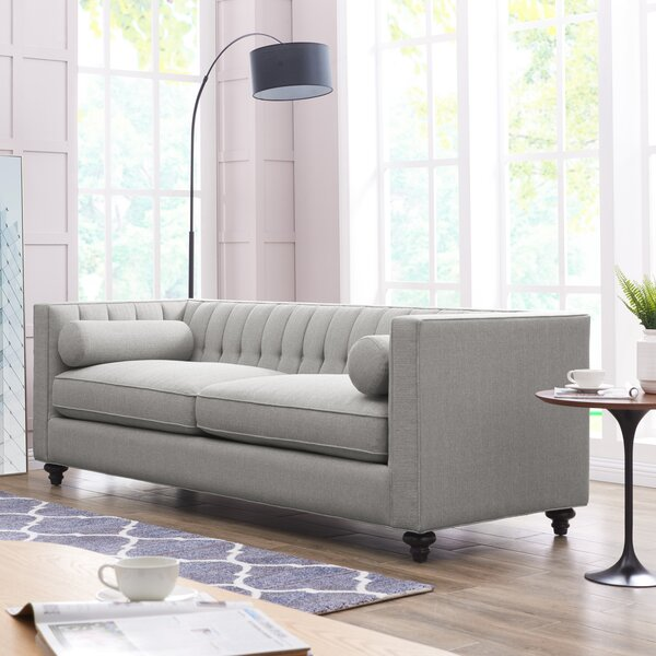 Best Price For Lapp Sofa by House of Hampton by House of Hampton