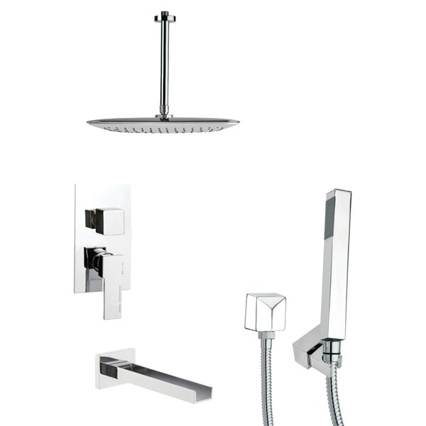 Tyga Pressure Balanced Complete Shower System by Remer by Nameek's Remer by Nameek's
