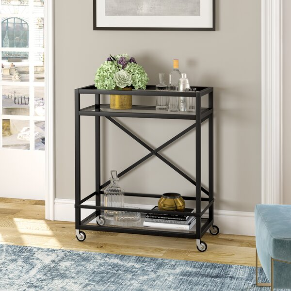 Melora Bar Cart By Ebern Designs