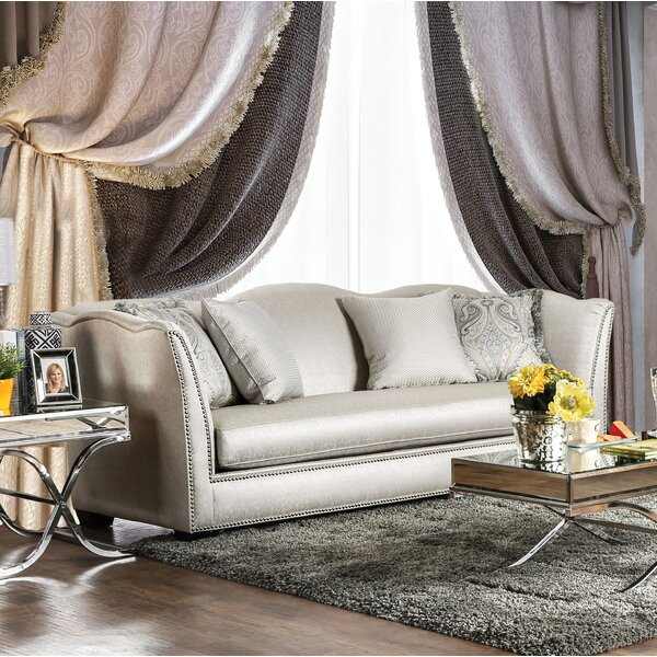 New Style Rialto Transitional Sofa by Willa Arlo Interiors by Willa Arlo Interiors
