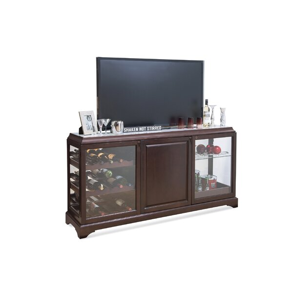 Mclean Solid Wood TV Stand For TVs Up To 85