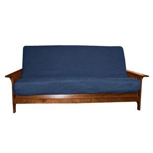 save to idea board blue futon covers you u0027ll love   wayfair  rh   wayfair
