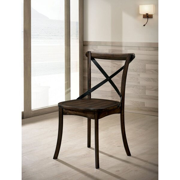 Vivaan Dining Chair (Set of 2) by Gracie Oaks