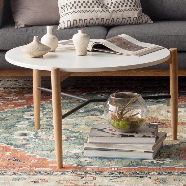 Dmitri Coffee Table by Mercury Row