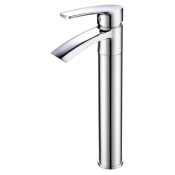 Ariana Vessel Bathroom Faucet with Swivel Spout by Eisen Home