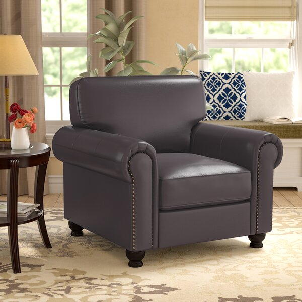 Bella Vista Club Chair by Three Posts