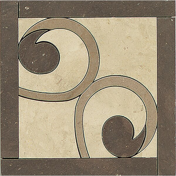 4 x 4 Marble and Limestone Field Tile