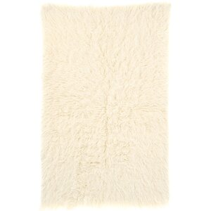 Bloomville Hand-Woven Natural Area Rug