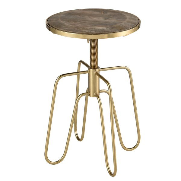 Jameown End Table by Williston Forge